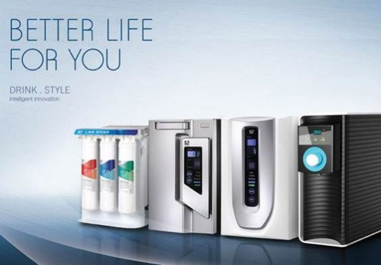 Better life for you water filtration systems